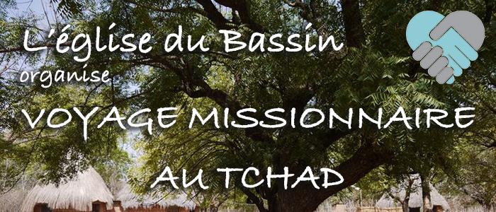 Voyage Missionnaire au Tchad