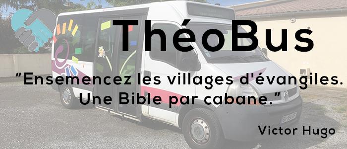 ThéoBus, une église mobile
