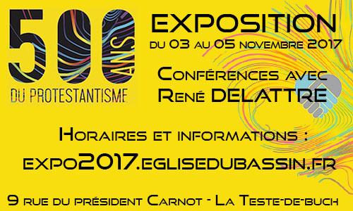 Expo 2017 : Conférences et animations