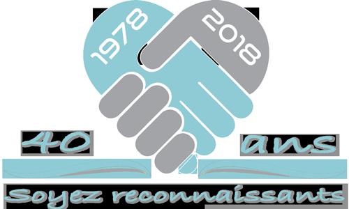 1978 – 2018 : Soyez reconnaissants !