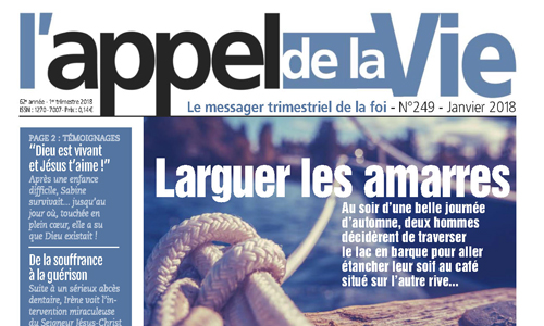 journal «Appel de la Vie» – Spécial 40 ans Bassin d'Arcachon