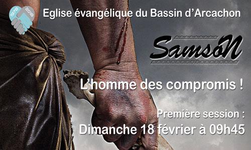 Samson, l'homme des compromis