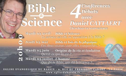 Bible et Science 01 – Introduction